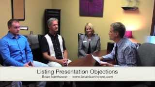 Download Overcoming Listing Presentation Objections Video