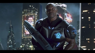 Download 4 Minutes of Crackdown 3 Gameplay - E3 2017 Video