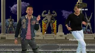 Download Fighty de chistes sobre vicios : Lokillo vs. Pirata Morgan en Kallejiando Video