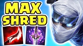 Download THE BEST ASSASSIN ON THE RIFT | POPPED HER LIKE BUBBLE WRAP | MAX LETHALITY 28 KILLS ZED Nightblue3 Video