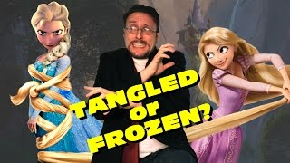 Download Tangled vs Frozen - Nostalgia Critic Video