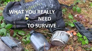 Download SURVIVAL - THE TRUE SURVIVALKIT (what you REALLY need to stay alive) Video