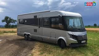 Download Camping-car Niesmann + Bischoff 88 LF: un très bel intégral Video