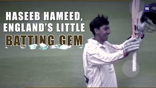 Download INDVsENG - Haseeb Hameed, England's Little Batting Gem Video