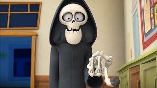 Download Spookiz | Fake Skeleton | 스푸키즈 | Funny Cartoon | Kids Cartoons | Videos for Kids Video