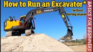 Download How to run an Excavator for Beginners. What you Need to know to get started Pt. 1/2 Video