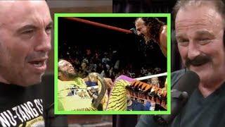 Download Joe Rogan - Jake ″The Snake″ Roberts on Unleashing a Cobra on Macho Man Video
