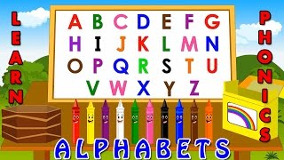 Download learning alphabets for kids | Phonetics for kids Video