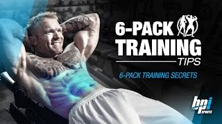 Download 6-Pack Training Secrets - Best Training Tips Video