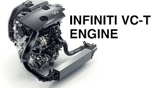 Download Infiniti's Amazing New Engine - Variable Compression & Turbocharged Video