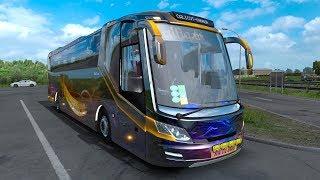 ETS2 Mod] Bus Jetbus 3 SHD   Euro Truck Simulator 2 1 30