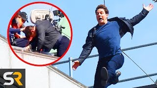 Download 8 Crazy Mission: Impossible Stunts Tom Cruise Did HIMSELF Video
