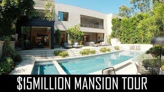 Download $15million Beverly Hills modern mansion tour Video
