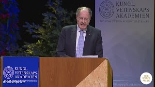 Download Sir Gregory P. Winter: Nobel Lecture in Chemistry 2018 Video