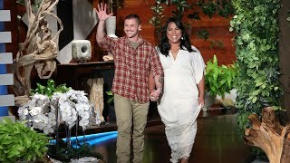 Download Ellen Chats with Transgender Military Couple Logan & Laila Ireland Video
