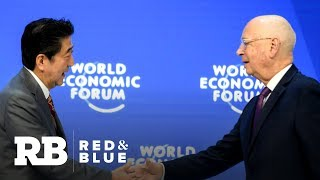 Download Leaders warn about opulism, trade risks at World Economic Forum Video