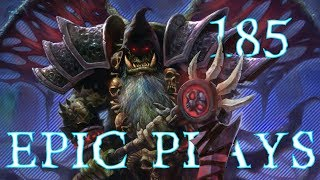 Download Epic Hearthstone Plays #185 Video