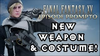 Download EPISODE PROMPTO - New Weapon & Costume! How to Unlock for Final Fantasy XV! Video