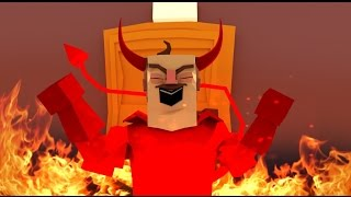 Download Minecraft - HE'LL NEVER ESCAPE THE BASEMENT!! (Hello Neighbor in Minecraft) Video