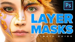 Download How to use PHOTOSHOP LAYER MASKS + 7 TRICKS with masks Video