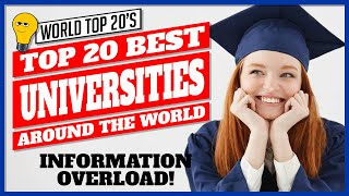 Download Top 20 Universities In The World Video