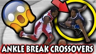 Download Greatest Crossovers and Ankle Breakers in Basketball History Video