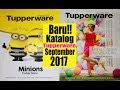 Download Baru...!!! New Katalog Tupperware September 2017 Video
