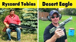 Download 7 อันดับ ปืนพกที่ทรงพลังและอันตรายที่สุด ! Video