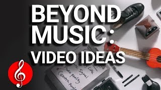 Download Beyond Music: Video Ideas for Artists Video