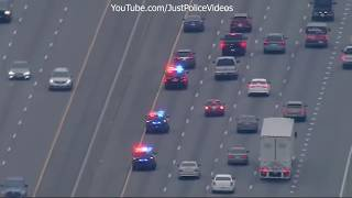 Download Ft Worth Texas Police Chase - Feb 5 2018 Video