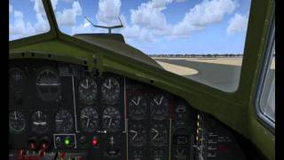 Download A2A B17 Accusim - Cold Weather Startup (FSX) Video