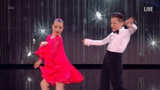 Download Britain's Got Talent 2018 Live Semi-Finals Lexie & Christopher Full S12E16 Video