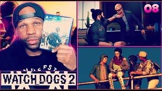 Download WATCH DOGS 2 WALKTHROUGH GAMEPLAY PART 8 - HAUM SWEET HAUM Video