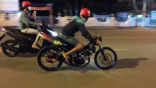 Download Chạy Rodai Exciter Độ Khủng 96mm của Nữ Quái Xế ″LY TRÚC″ tại Mỹ Tho Video