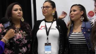 Download Interview - Pretty Indian Girls - 2016 Manito Ahbee Pow Wow Video