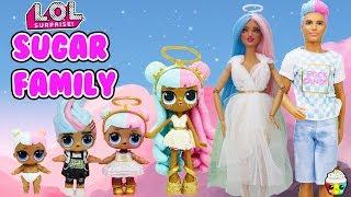 Download Sugar Family DIY Custom Fun Craft With Barbie and Ken Cupcake Kids Club Video