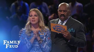 Download The SMITHS go for FAST MONEY! | Family Feud Video