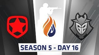 Download ECS Season 5 Day 16 - G2 vs Virtus.pro, Gambit vs G2 // Optic vs Complexity, Cloud9 vs Luminosity Video