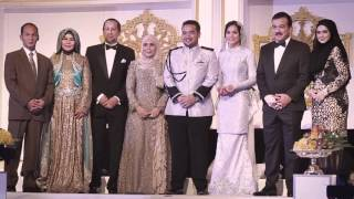 Download Wedding of Asyraf Khalid & Tya Ariffin Video