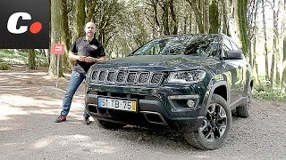 Download Jeep Compass 2017 SUV | Primera prueba / Test / Review en español | Coches Video