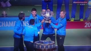 Download Argentina campeón de la Copa Davis 2016 Video