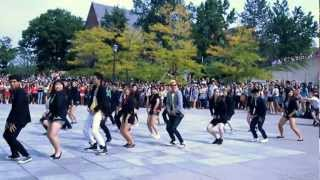 Download Cornell University: Flash Mob - Gangnam Style Video