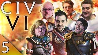 Download Civ 6 - Warmongers #5 - Up The Antium Video