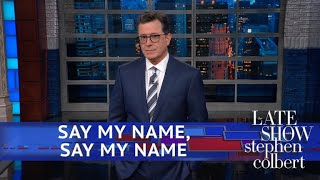 Download Donald Trump Is Afraid To Say Stephen's Name Video