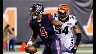 Download Deshaun Watson vs Bengals (TNF Week 2) - Full First Start! | 2017-18 NFL Highlights HD Video