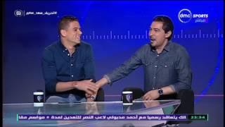 Download الحريف - محمد بركات يفاجئ سعد سمير على الهواء وفاصل من الكوميديا والضحك الهيستيري Video