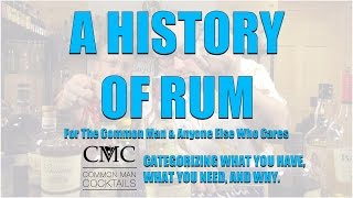 Download Exploration Series: A History of Rum and Rum Categorization Video