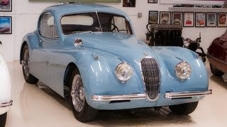 Download 1954 Jaguar XK120M - Jay Leno's Garage Video