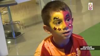 Download Aslanlar Çocuk Kulübü | Galatasaray - Fenerbahçe (23 Ekim 2017) Video