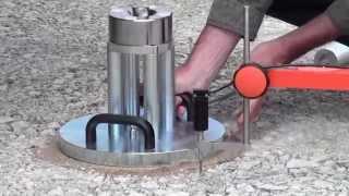 Download Plate Bearing Tester, MODULO DI DEFORMAZIONE, Samendrukbaarheidsmodulus Video